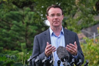 Victorian opposition leader Michael O'Brien said Saturday's case numbers provided some hope.