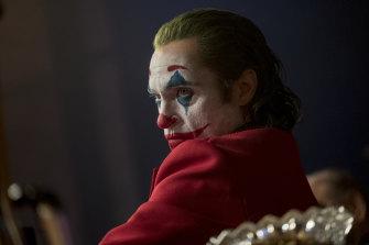 Joaquin Phoenix plays the eponymous character in Todd Phillips' Joker.