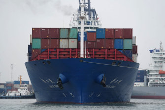 Earnings are soaring for every type of shipping vessel.
