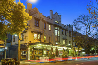 Arthur Laundy has joined with two new investors to buy the Woolpack Hotel in Redfern, Sydney