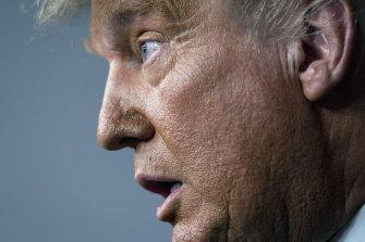 Donald Trump made bad behaviour look almost reasonable.