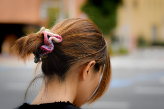 Why are tweens offering scrunchies to their crushes?