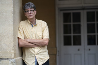 Richard Powers made the shortlist for the 2021 Booker Prize.