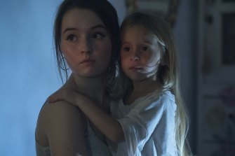 Kaitlyn Dever is a single mum at the end of her rope in the horror series Monsterland.