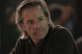 Has writer Richard Ryan (Guy Pearce) cooked up a real-life murder mystery?