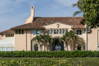 Trump's Mar-a-Lago is partially closed after staff test positive for coronavirus.