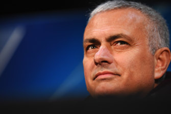 Jose Mourinho has vowed to bring passion to the Spurs.