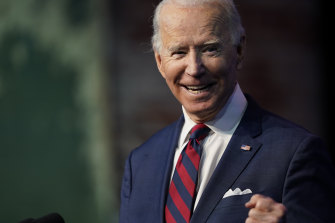 US President Joe Biden is putting climate change action front and centre of his administration.