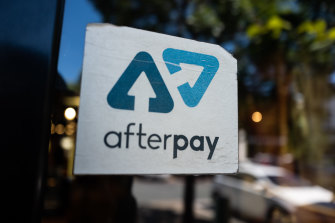 Afterpay shares are in a trading halt.