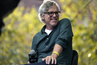 Todd Haynes, pictured at this month's New York Film Festival, hopes The Velvet Underground ″might offer a different kind of experience from a lot of music documentaries″.