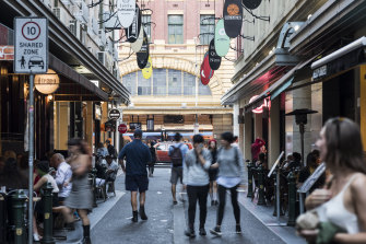 A legacy of heritage and good structure has served Melbourne well up to now.