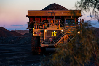 Coal prices are surging at the moment.
