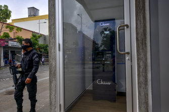 Bukele's administration has installed 200 bitcoin ATMs around the country that can be used to exchange the cryptocurrency for US dollars.