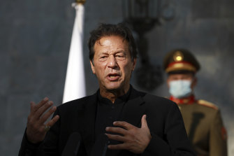 Can Pakistan's government, led by Prime Minister Imran Khan, rein in the victorious Afghan Taliban?