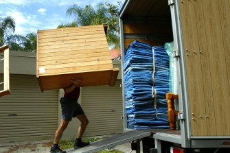 Thousands have flocked out of capital cities and escaped to the country during the pandemic.