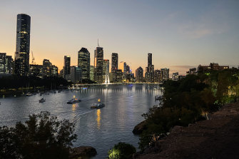 Brisbane - and south-east Queensland - has come of age and is ready to host the 2032 Olympics, lord mayor Adrian Schrinner said.