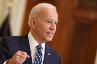 US President Joe Biden has invited 40 world leaders to a climate summit in April.