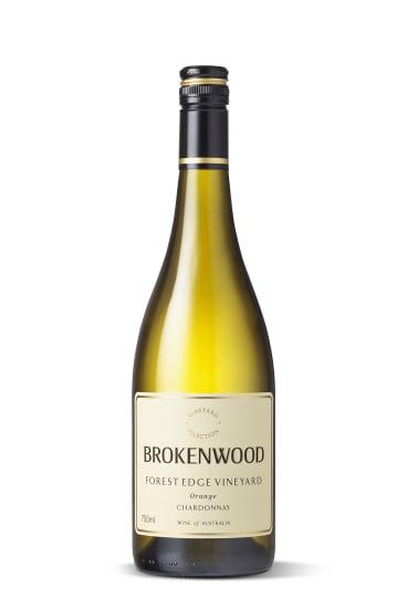 Brokenwood Wines 2016 Forest Edge Chardonnay.