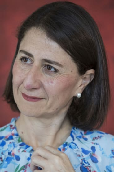 The Berejiklian government is cashing in on the sale of property assets.