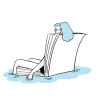 Tim Winton: The swimming chair