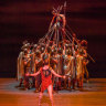 Bolshoi Ballet review: Spartacus and Jewels