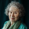 """""""This one has more closure,"""" Atwood has said of <i>The Testaments</i>."""