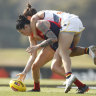Melbourne miss again as Adelaide dominate