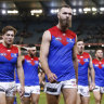 Former Melbourne coach Roos thrashes Demons