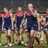 After much hype in the pre-season, Melbourne find themselves 1-4.