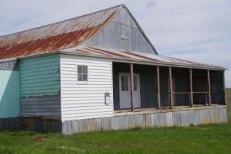 Where in the region last week: Bungarby Memorial Hall.