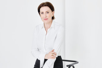 'The part of me trained in being a survivor, in making nice and laughing it off – that part just kicked in and took over without me even realising it': Virginia Trioli.