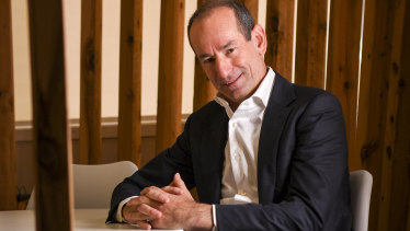 Andrew Bassat has plans to use Seek's Australian strategy overseas to grow the business.