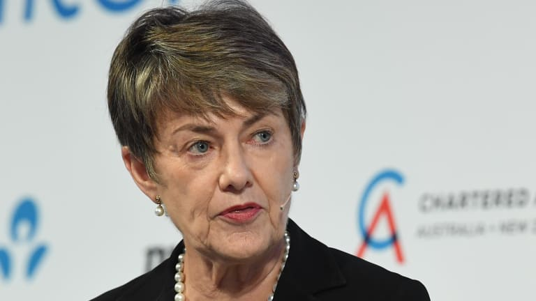 Elizabeth Proust, chair of the Australian Institute of Company Directors, is asking businesses why they don't have more women in leadership positions.
