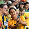 Women's pay finally gets a sporting chance