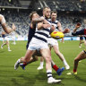The amount Australians gamble on sport has been growing at around 10 per cent a year.