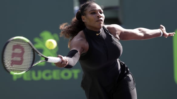 Serena has the last laugh, but not a win at Miami Open