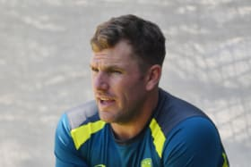 Aaron Finch has been given another chance to open in the second Test despite twin failures in Adelaide.