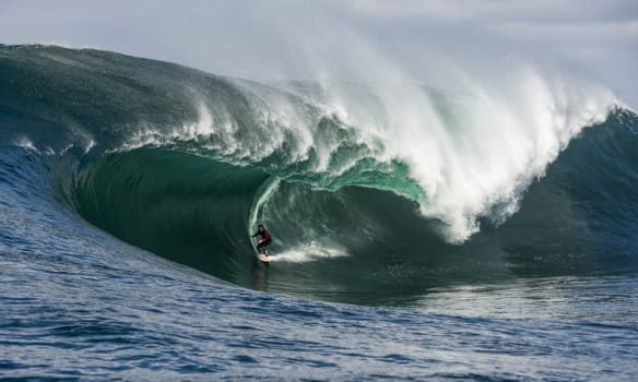 Why Russell Ord has spent his life pursuing the perfect wave
