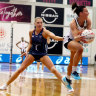 Magpies edge past Vixens in derby clash