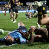 Waratahs finish 2021 without a win as Perese's Wallabies call-up in doubt