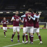 'Do us the world of good': Burnley get their first win of the Premier League season
