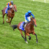 Bivouac takes out the Darley Sprint Classic at Flemington during the spring
