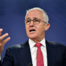 Malcolm Turnbull 'welcomes' Nine takeover of Fairfax enabled by media ownership reforms