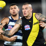 Martin brilliance keeps Tigers in it after Cats dominate first half
