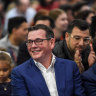 Daniel Andrews pledges detectives to investigate workplace deaths