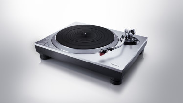 The Technics SL-1500C is a third of the price of the top model turntable in the new line, but it still isn't cheap.