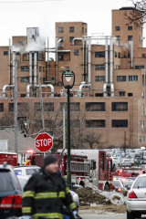 The shooting took place at the Molson Coors Brewing Co.