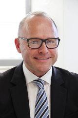 Catholic Schools NSW chief executive Dallas McInerney.