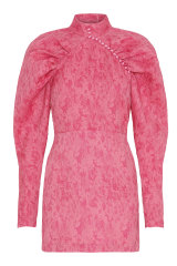 Rotate's jacquard mini-dress has become a cult favourite.
