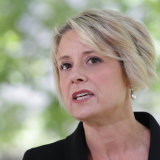 Labor's immigration spokeswoman Kristina Keneally.